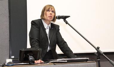 Президент Эстонии Керсти Кальюлайд посетила Нарвский колледж ТУ