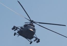 Российский вертолет залетел на территорию Эстонии в районе Васкнарвы