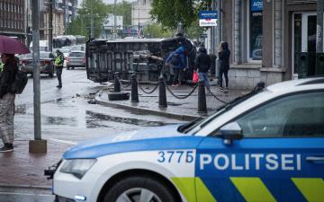 Из-за превышения скорости в Эстонии происходит все больше ДТП