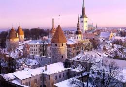 Холодная погода в Эстонии продлится до конца недели