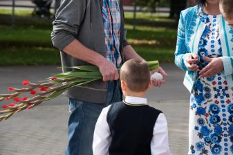 Инспекция: работодатели не обязаны давать 1 сентября выходной родителям первоклассников