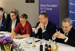 Кальюлайд в Мюнхене: Китай затмевает Россию