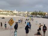 Сиднейский пляж Бонди спустя месяц вновь открыт