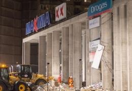 На месте магазина Maxima в районе Золитуде Рига построит мемориал, а эстонская фирма – дом
