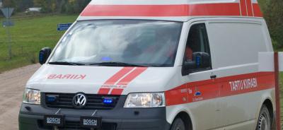 Эстонский союз работников скорой медпомощи: Ида-Вирумаа может оказаться без неотложки