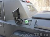 Роскошный броневик T-98 Комбат