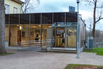 Гражданина Швейцарии оштрафовали в Нарве на 80 евро за нарушение погранрежима
