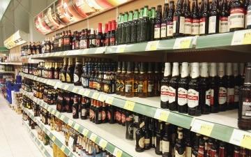 В Эстонии продолжают расти цены на продукты питания, бензин и алкоголь