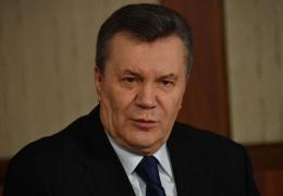 Янукович замолчал навсегда