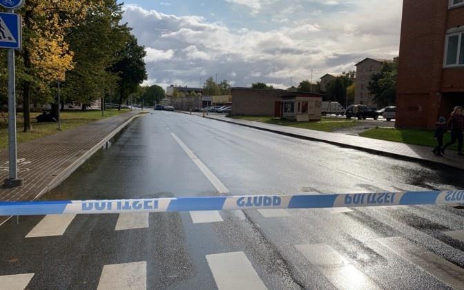 Подозреваемый в стрельбе в Нарве задержан