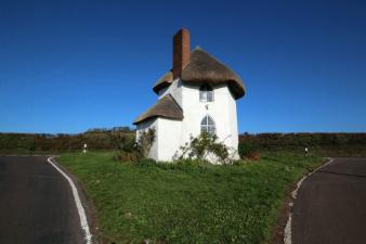 В Британии продается дом-гриб за 140 000 фунтов