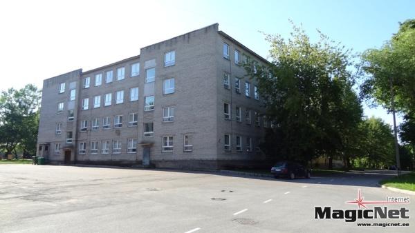 Стоимость ремонта актового зала в Нарвской музыкальной школе выросла до миллиона евро