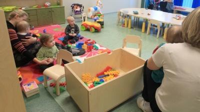 В Силламяэ хотят закрыть детский сад Helepunased Purjed