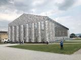 В Германии построили храм из запрещенных книг