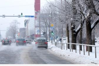Фирма N&V предлагает Нарве расширить контракт по уборке городских улиц