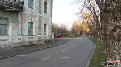 В Нарве собираются восстановить Дом Петра I за три миллиона евро