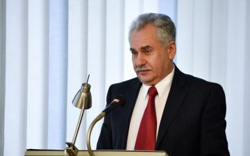 Алексей Воронов о подозрениях КаПо: возможно, хотели сорвать выборы председателя горсобрания