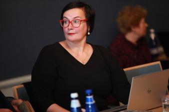 Катри Райк подтвердила готовность уйти из парламента и стать новым мэром Нарвы