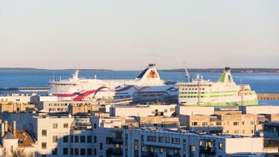 В мае фирма Tallink установила новый рекорд пассажиропотока
