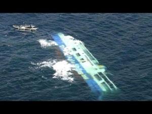 """Страшная находка приблизила ученых к разгадке тайны Балтийского """"Титаника"""""""