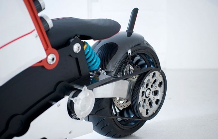 Zecoo – электроцикл с низкой посадкой