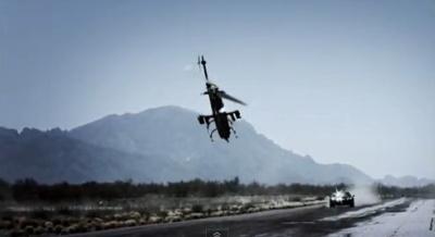 Британские СМИ показали полную версию крушения вертолета на съемках Top Gear: вошел в штопор и врезался в землю