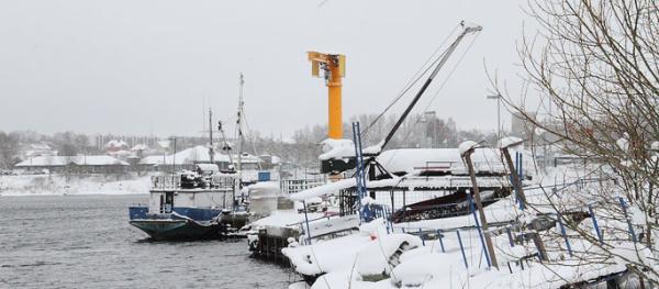Яхтенные порты в Нарве прячутся от туристов уже 3 года