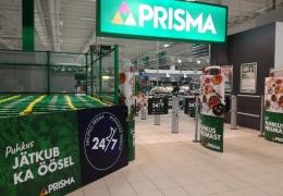 Ласнамяэская Prisma со вторника будет работать 24 часа в сутки