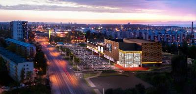 В таллинском Мустамяэ к 2019 году появится современный Центр культуры