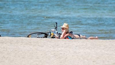 В Ида-Вирумаа в этом году открыто всего два официальных пляжа