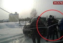 В сеть попало ВИДЕО расстрела водителей маршруток под Уфой