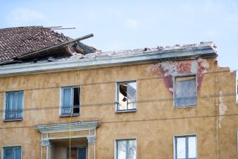 Силламяэ активнее других ходатайствует о пособиях на снос старых зданий