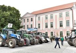 Фермеры Эстонии обратились с просьбой о помощи
