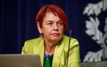 Ирья Лутсар: снижение случаев заражения COVID-19 в Эстонии не показывает тенденции