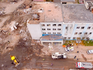 Взрыв на заводе пиротехники в Гатчине, убивший четырех человек, устроили случайные люди с подачи главного инженера
