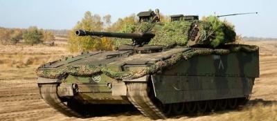 Эстония купит у Норвегии 37 корпусов БМП CV90