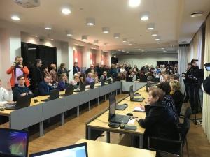 Горсобрание Кохтла-Ярве не приняло окончательного решения по планировке нового маслозавода