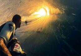 захватывающих дух фотографий, сделанные камерой GoPro