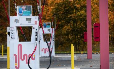 Сжатый газ на эстонских АЗС с лета подорожал на 70%