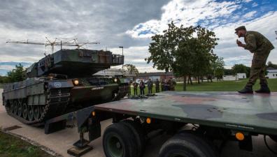 Немцам не хватает денег на танки и системы ПВО