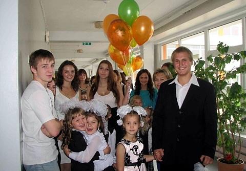 Гимназии из десятки лучших - 40 лет