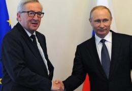 Председатель Еврокомиссии: сейчас нельзя говорить о том, Путин является вашим другом