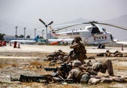 США завершили миссию в Афганистане