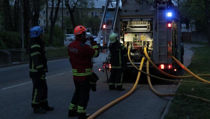 В среду утром на заводе Molycorp Silmet произошло повторное возгорание