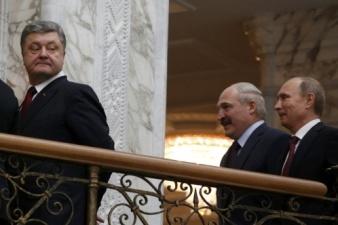 СМИ: Порошенко предложил Путину «забрать Донбасс». Путин: «Сбрендил, что ли?» (дополнено)