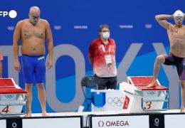 """Шон Дингилиус-Уоллес - самый """"атлетичный"""" олимпийский пловец"""