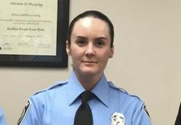 В США в первый день работы застрелили сотрудницу полиции