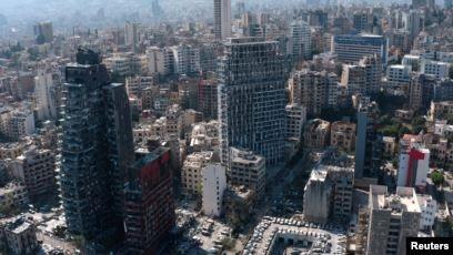 В Бейруте массовые протесты после взрыва: для чиновников подготовили виселицы, здания министерств взяли штурмом