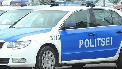 За одну ночь в городах Ида-Вирумаа угнали четыре автомобиля