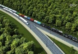 Эстония, Латвия и Литва подпишут соглашение по развитию Rail Baltic в конце января